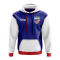 Malaysia Concept Country Football Hoody (Blue)