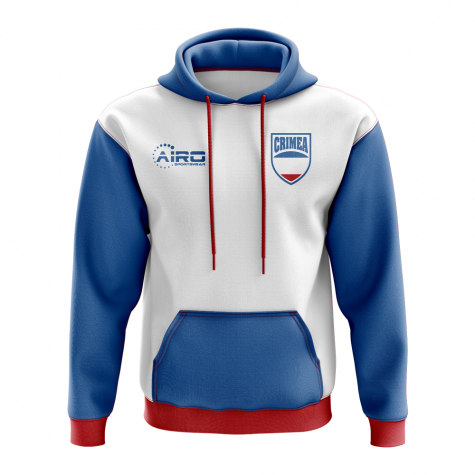 Crimea Concept Country Football Hoody (Red)