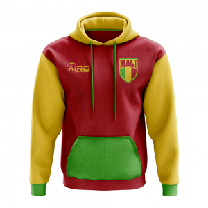 Mali Concept Country Football Hoody (Red)
