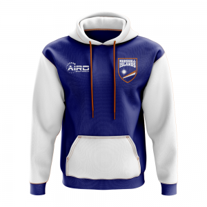 Marshall Islands Concept Country Football Hoody (Blue)