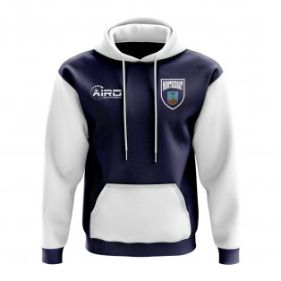 Montserrat Concept Country Football Hoody (Navy)