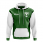 Norfolk Islands Concept Country Football Hoody (Green)