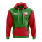 Oman Concept Country Football Hoody (Green)