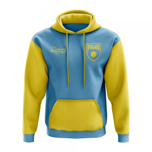 Palau Concept Country Football Hoody (Sky)