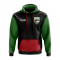 Palestine Concept Country Football Hoody (Black)