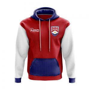 Saba Concept Country Football Hoody (Red)
