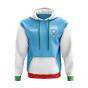 Sakha Republic Concept Country Football Hoody (Sky)