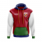Seychelles Concept Country Football Hoody (Red)