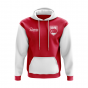 Singapore Concept Country Football Hoody (Red)