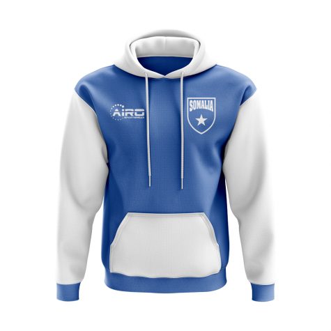 Somalia Concept Country Football Hoody (Sky)