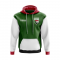 Sudan Concept Country Football Hoody (Green)