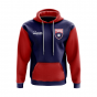 Taiwan Concept Country Football Hoody (Navy)