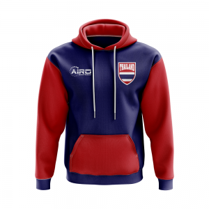 Thailand Concept Country Football Hoody (Navy)
