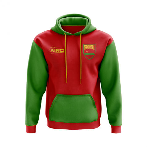 Transinstria Concept Country Football Hoody (Red)