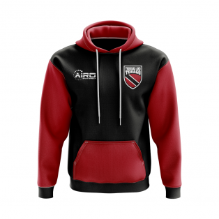 Trinidad and Tobago Concept Country Football Hoody (Black)