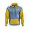 Tuvalu Concept Country Football Hoody (Sky)