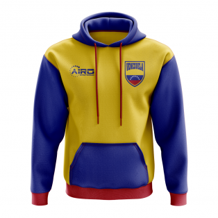 Venezuela Concept Country Football Hoody (Yellow)