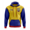 Venezuela Concept Country Football Hoody (Yellow)