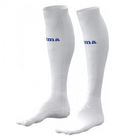 2018-2019 Sampdoria Joma Home Football Socks (White)