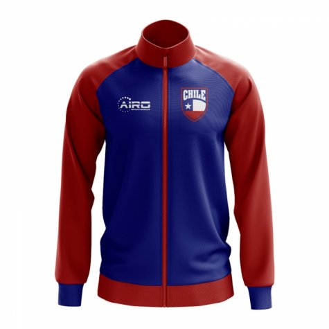 Chile Concept Football Track Jacket (Navy)