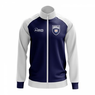 Anguilla Concept Football Track Jacket (Blue)
