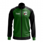 Palestine Concept Football Track Jacket (Green)