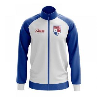 Panama Concept Football Track Jacket (White)