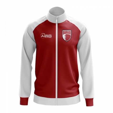 Bahrain Concept Football Track Jacket (Red) - Kids