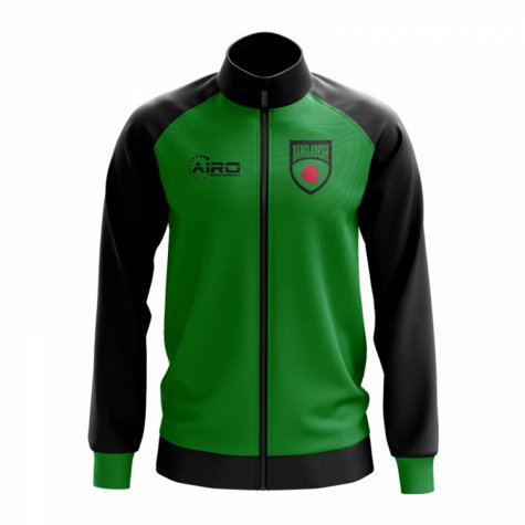 Bangladesh Concept Football Track Jacket (Green)