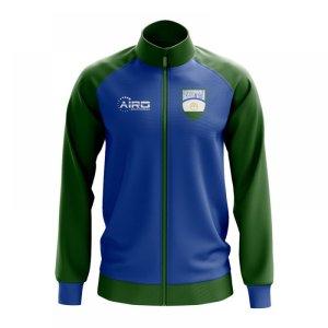 Bashkortostan Concept Football Track Jacket (Blue) - Kids