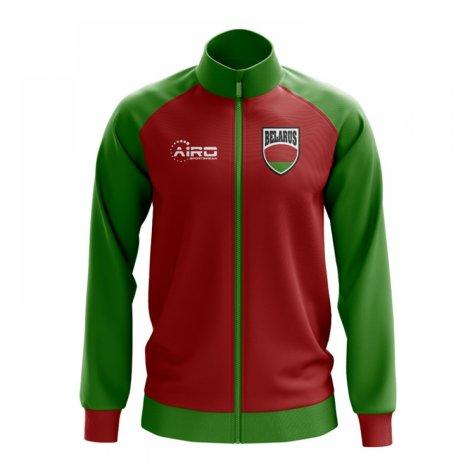 Belarus Concept Football Track Jacket (Red) - Kids