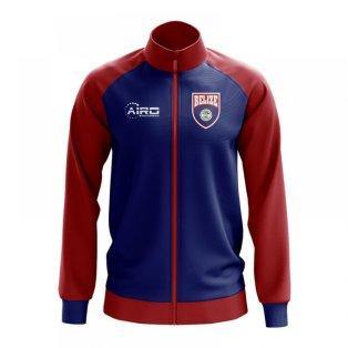 Belize Concept Football Track Jacket (Blue) - Kids