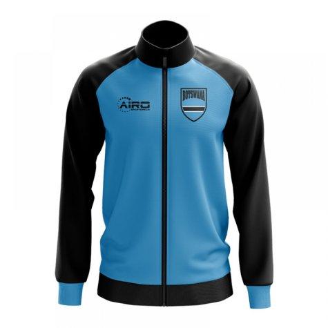 Bostwana Concept Football Track Jacket (Blue) - Kids