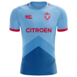 2018-2019 Celta Vigo Fans Culture Home Concept Shirt - Womens