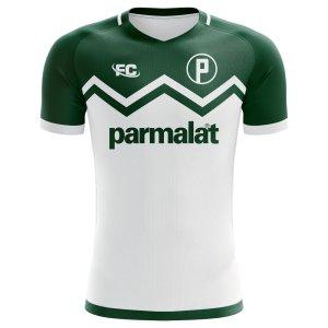 2018-2019 Palmeiras Fans Culture Home Concept Shirt - Little Boys