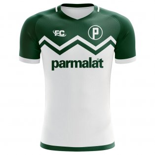 2018-2019 Palmeiras Fans Culture Home Concept Shirt - Kids