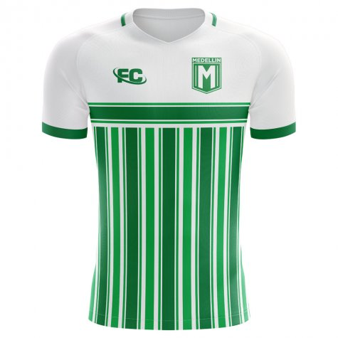 2018-2019 Atletico Nacional Fans Culture Home Concept Shirt - Womens