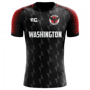 2018-2019 Washington DC Fans Culture Home Concept Shirt - Baby
