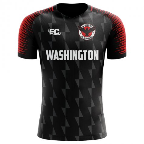 2018-2019 Washington DC Fans Culture Home Concept Shirt
