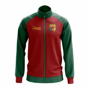 Cameroon Concept Football Track Jacket (Red)