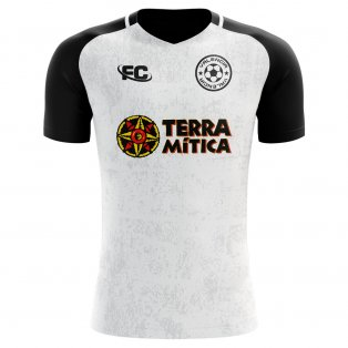 2018-2019 Valencia Fans Culture Home Concept Shirt