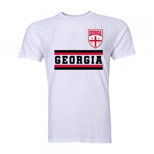 Georgia Core Football Country T-Shirt (White)