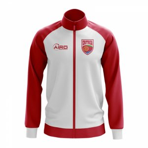 Eritrea Concept Football Track Jacket (White) - Kids