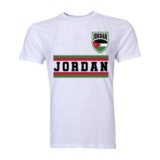 Jordan Core Football Country T-Shirt (White)