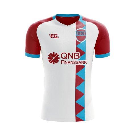 2018-2019 Trabzonspor Fans Culture Away Concept Shirt