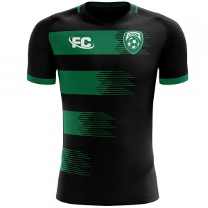 2018-2019 Sporting Lisbon Fans Culture Away Concept Shirt - Little Boys