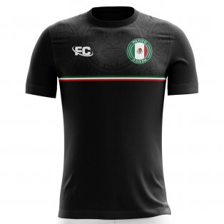 19b0cb49ca9 2018-2019 Mexico Fans Culture Away Concept Shirt