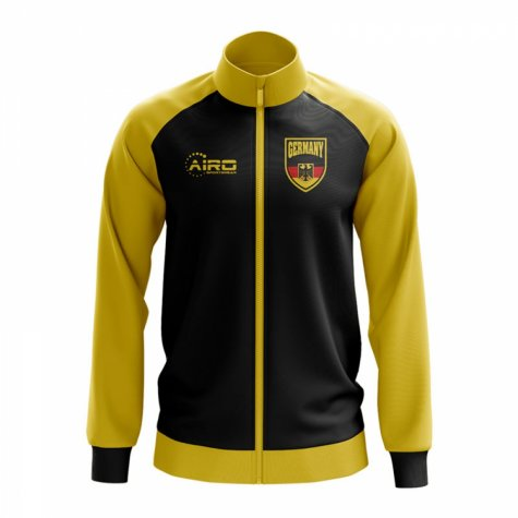 Germany Concept Football Track Jacket (Black)