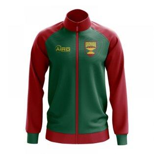 Grenada Concept Football Track Jacket (Green)