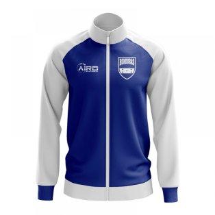 Honduras Concept Football Track Jacket (Blue)